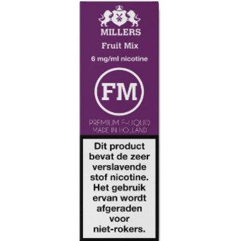 Millers Juice Silverline Fruitmix e-liquid