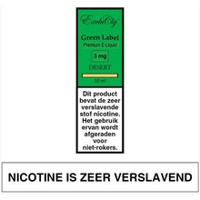 EXCLUCIG GREEN LABEL Desert