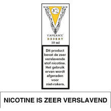 Vaprance White Label Desert