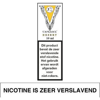 Vaprance White Label White Label Desert