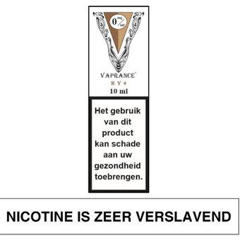 Vaprance White Label Ry4 white label liquid