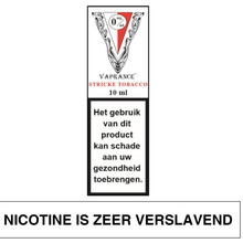 Vaprance White Label Stricke Tobacco