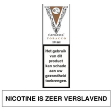 Vaprance White Label Tobacco