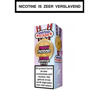 Flavourtec Milky Moooo American Star e-liquid