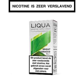 LiQua Bright Tobacco liquid
