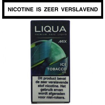 LiQua Ice Tobacco Mix