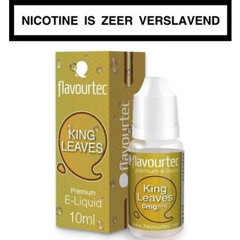 Flavourtec King Leaves e-liquid