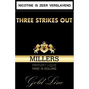 Millers Juice Goldline Tree strikes out e-liquid