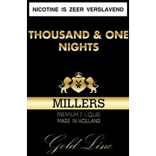 Millers Juice Goldline Thousand en One Nights