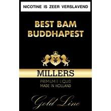 Millers Juice Goldline Best Ban Buddhapest