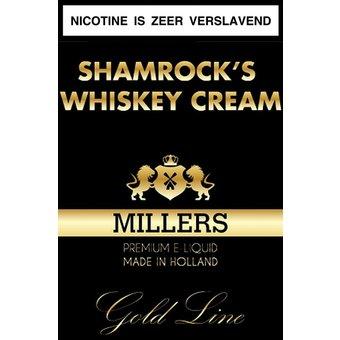Millers Juice Goldline Shamrock's Whiskey Cream Millers Juice Goldline e-liquid