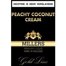 Millers Juice Goldline Peachy Coconut Cream