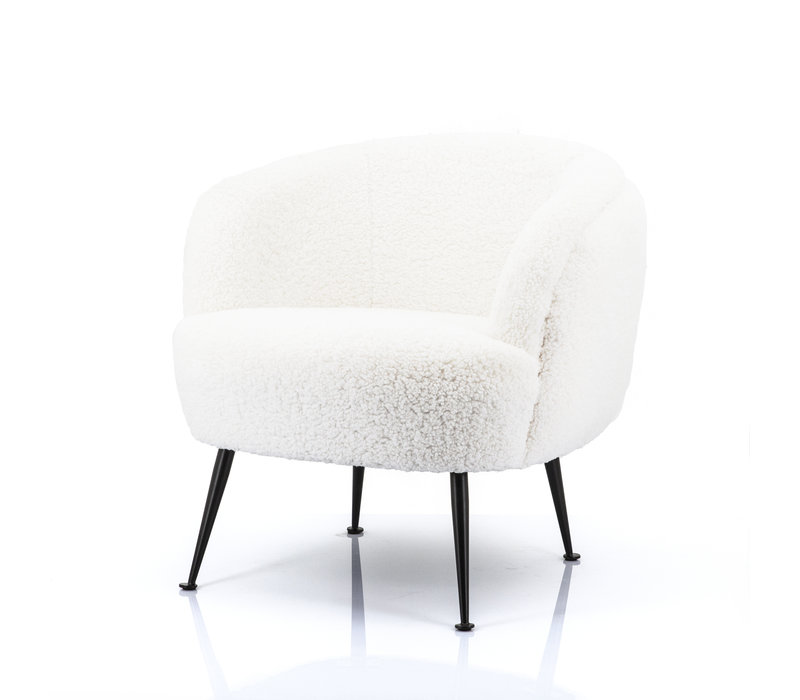 By Boo Fauteuil Babe wit