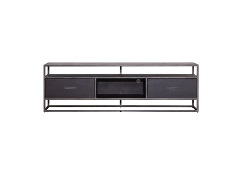 Eleonora TV-meubel Hudson zwart 185cm