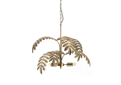 By-Boo Hanglamp Unbeleafable Goud