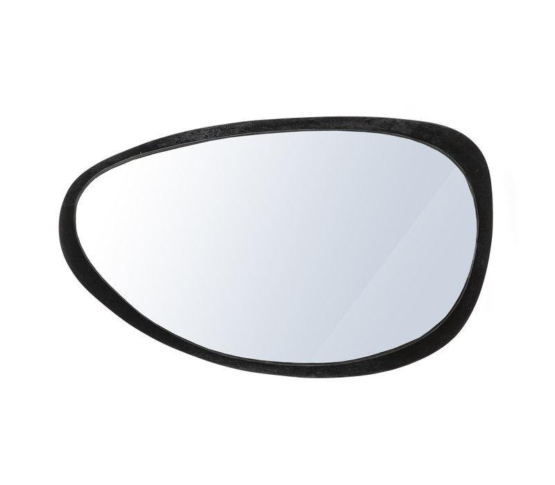By-Boo spiegel Plecto Zwart