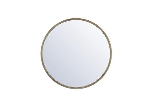 By-Boo Ronde Spiegel Selfie klein - goud