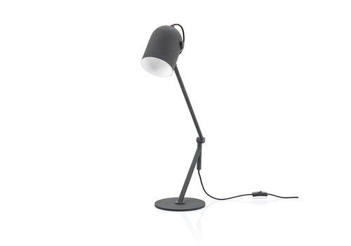 By-Boo Tafellamp Sleek zwart