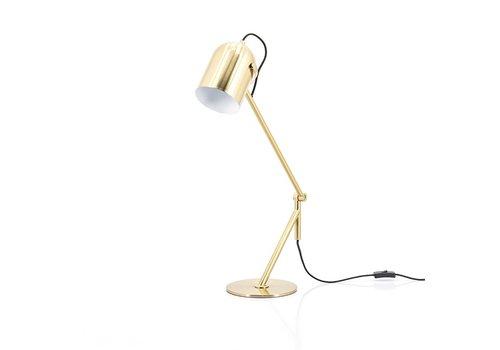 By-Boo Tafellamp Sleek goud