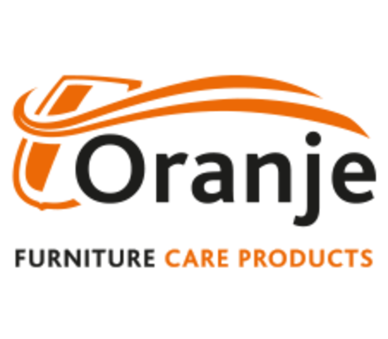 Onderhoud Oranje furniture per zitting