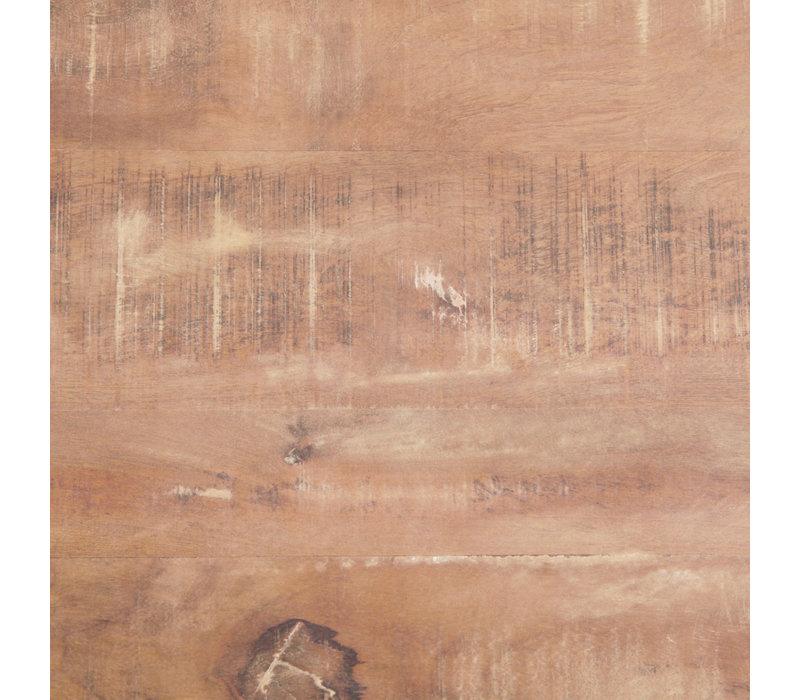 Eleonora Eettafel Mango massief 300x100cm