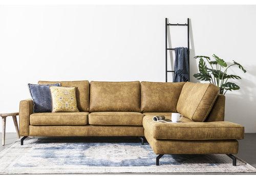 SEVN Bank Isabella - 4-zits arm rechts(98x205) en sofa arm links(145x98)