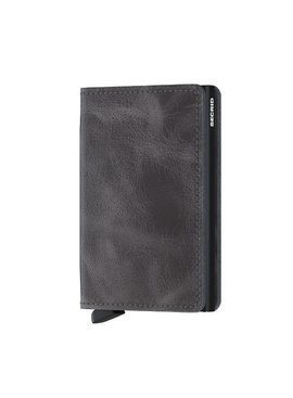 Secrid slimwallet vintage grey black