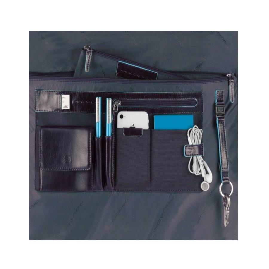 Piquadro Blue Square Organized laptoptas