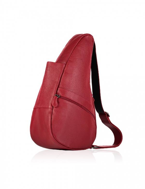 Healthy Back Bag Leather Small Chili 5303
