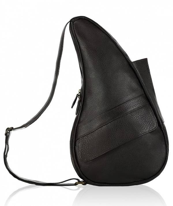 Healthy Back Bag Leather Medium Black 5304