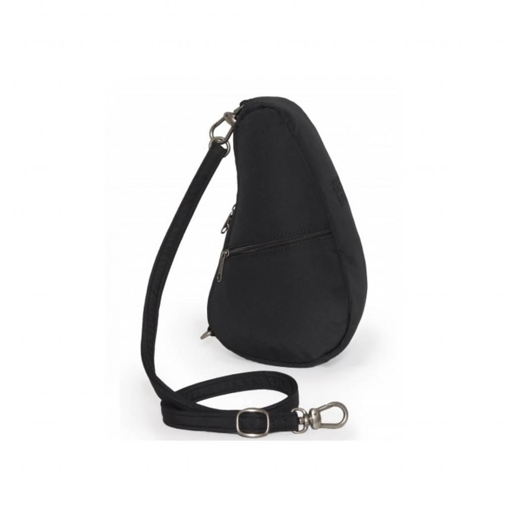 Healthy Back Bag Microfibre Baglett Black 7100