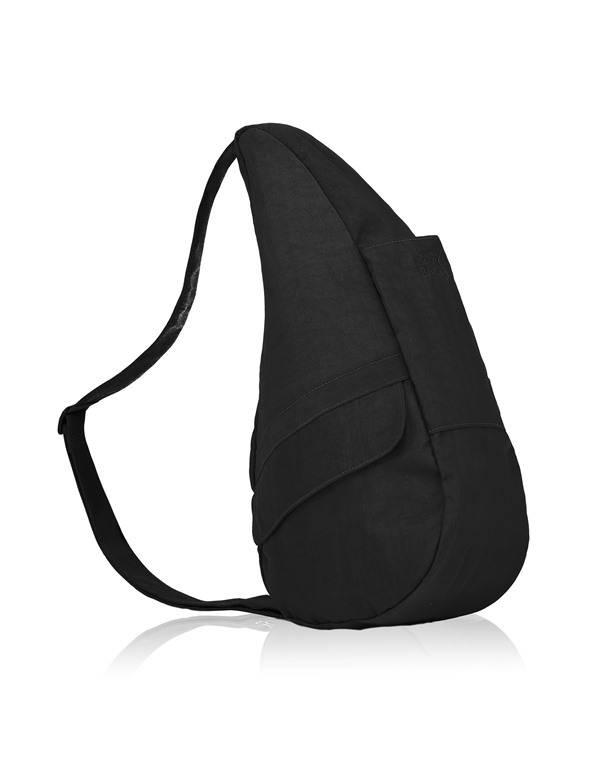 Healthy Back Bag Textured Nylon small Black 6303-BK