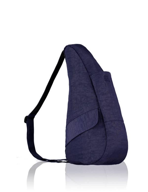 Healthy Back Bag Textured Nylon Small Blue Night 6303