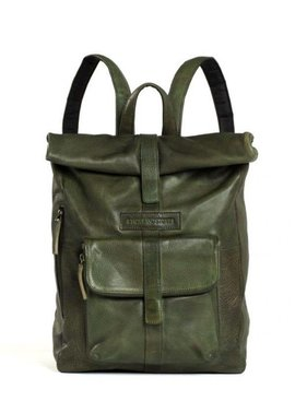 Sticks and Stones Messenger Backpack