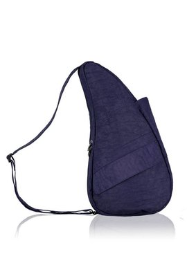 Healthy Back Bag Textured Nylon Medium  Blue Night 6304