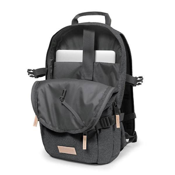 Eastpak Rugtas Floid black denim