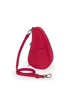 Healthy Back Bag Microfibre Baglett Red 7100