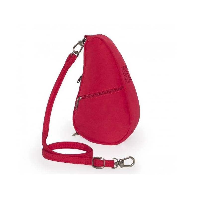 Healthy Back Bag Microfibre Baglett Red 7100