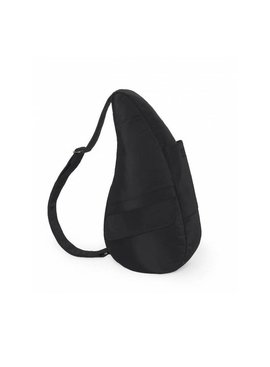 Healthy Back Bag Microfibre Medium Black 7304