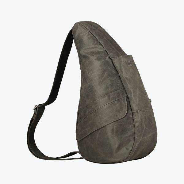 Healthy Back Bag Vintage Canvas Brown 4103-BR
