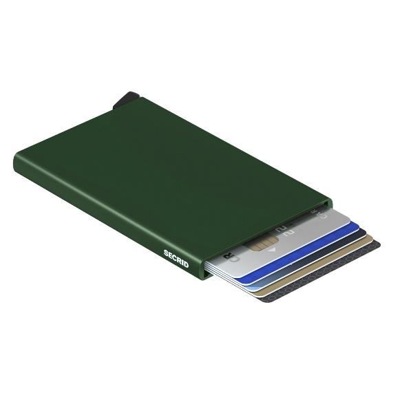 Secrid Cardprotector Green