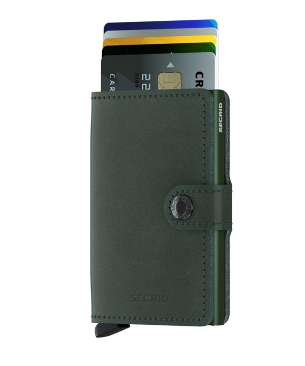 Secrid Miniwallet Original Green