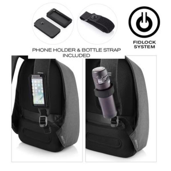 XD Design Bobby Pro Anti-Theft backpack