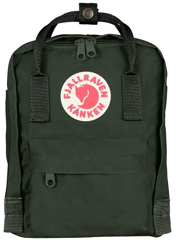 Fjallraven Kånken mini rugzak  Deep Forest