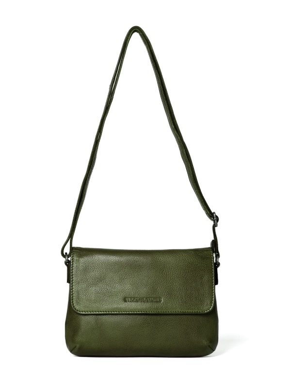 Sticks and Stones Athens Bag buff washed