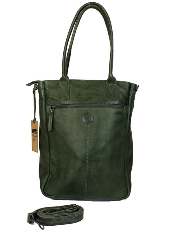 Bear Design Schoudertas  Shopper Becky CP 1767
