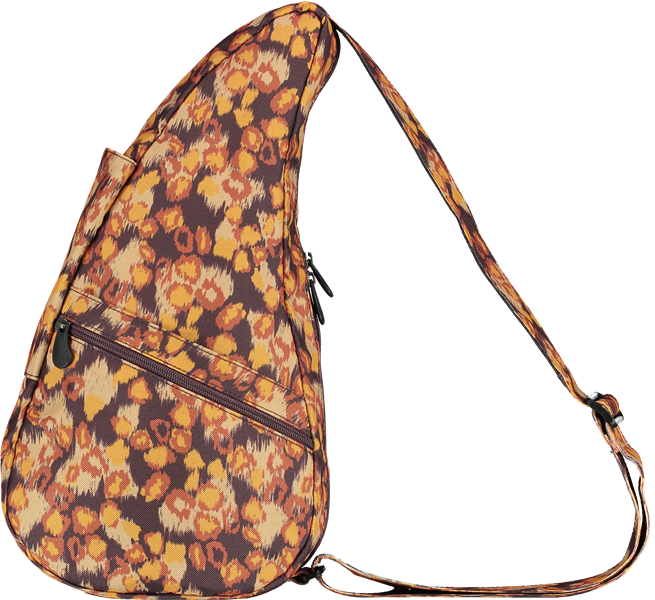 Healthy Back Bag Spotted Leopard 6163-SP Small