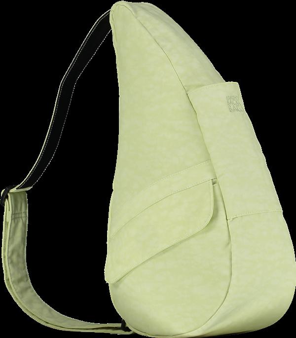 Healthy Back Bag Textured Nylon Lemongrass  6303-LE Small