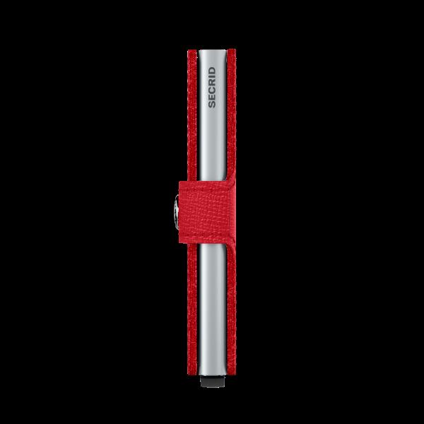 Secrid miniwallet Crisple MC-Red