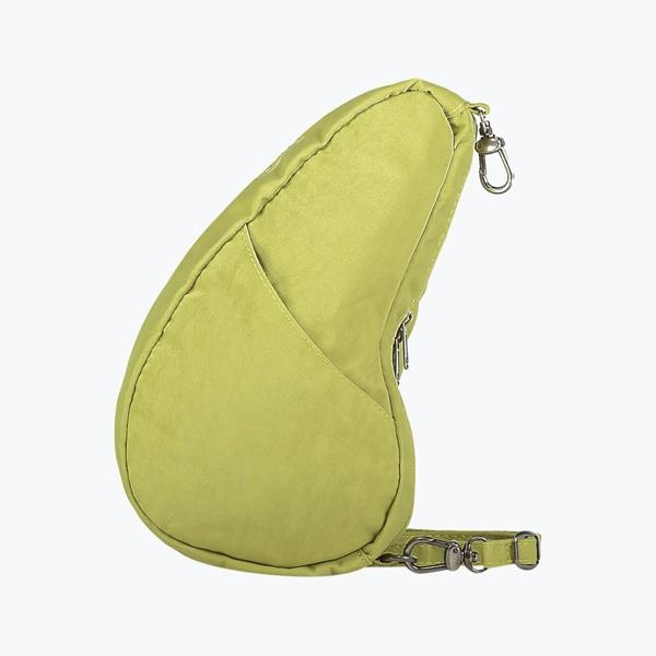 Healthy Back Bag Textured Nylon Large Baglett  Pistachio 6100LG-PS